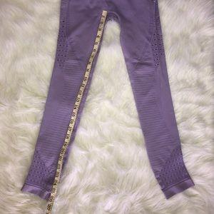 Purple Gymshark leggings size small